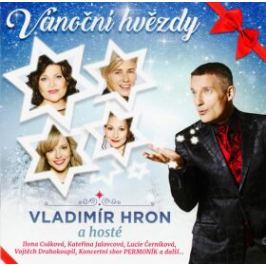 Vánoční hvězdy - Vladimír Hron a hosté - audiokniha