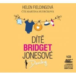 Dítě Bridget Jonesové - Helen Fielding - audiokniha