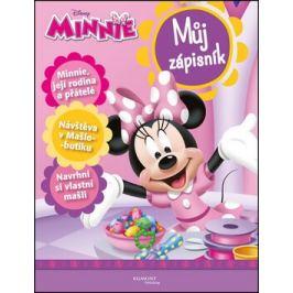 Minnie - Můj zápisník - kolektiv autorů