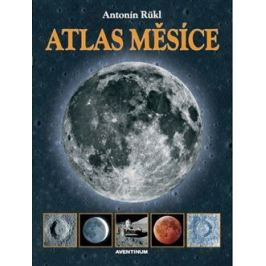 Atlas Měsíce - Antonín Rükl