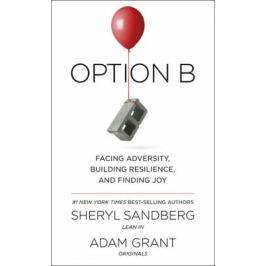 Option B - Sheryl Sandbergová, Adam Grant