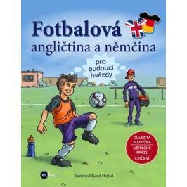 Fotbalová angličtina a němčina - Karel Hejkal