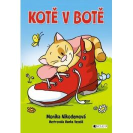 Kotě v botě - Monika Nikodemová