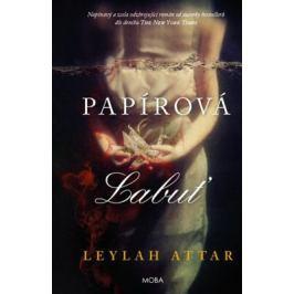 Papírová labuť - Leylah Attar