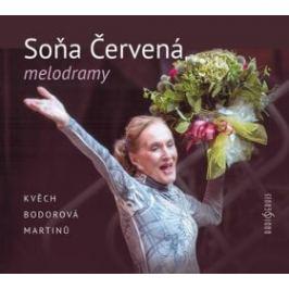 Soňa Červená recituje melodramy - Soňa Červená - audiokniha