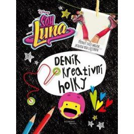 Soy Luna - Deník kreativní holky - kolektiv