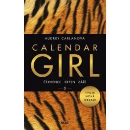 Calendar Girl 3 - Červenec, srpen, září - Audrey Carlanová