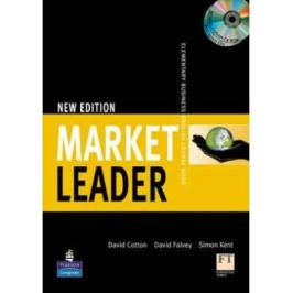 Market Leader Elementary Business English Course Book - David Cotton