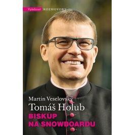 Biskup na snowboardu - Veselovský Martin