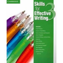 Skills for Effective Writing Level 3 Student´s Book