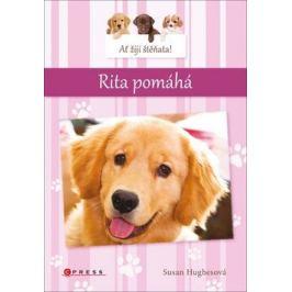 Ať žijí štěňata: Rita pomáhá - Susan Hughesová, Leanne Fransonová