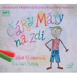 Čáry máry na zdi - Václav Čtvrtek - audiokniha