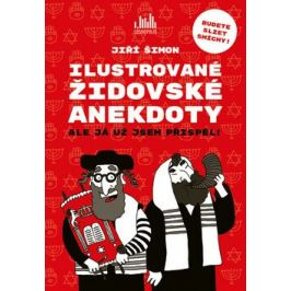 Ilustrované židovské anekdoty - Jiří Šimon