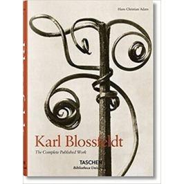 Blossfeldt: The Complete Published Work - Hans-Christian Adam