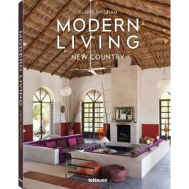 Modern Living New Country - Claire Bingham