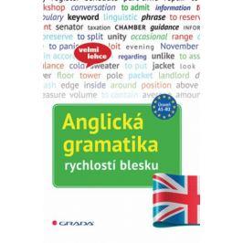 Anglická gramatika rychlostí blesku - Lutz Walther