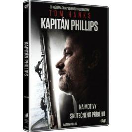 Kapitán Phillips - DVD