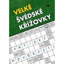Velké švédské křížovky - Antické moudrosti - Adéla Müllerová