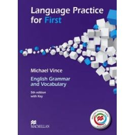 First Language Practice 5th Ed.: With key + MPO Pack - Michael Vince