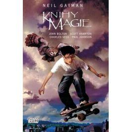 Knihy magie - Paul Johnson, Neil Gaiman, John Bolton, Scott Hampton, Charles Vess