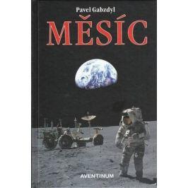 Měsíc - průvodce - Pavel Gabzdyl