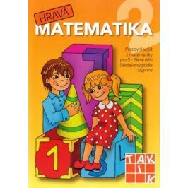 Hravá matematika 2 - pracovní sešit