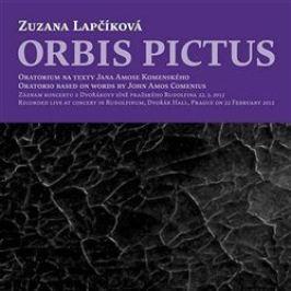 Orbis Pictus - Zuzana Lapčíková - audiokniha
