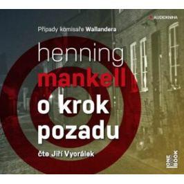O krok pozadu - Henning Mankell - audiokniha