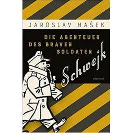 Die Abenteuer des braven Soldaten Schwejk - Jaroslav Hašek