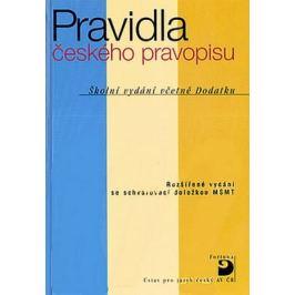 Pravidla českého pravopisu -vázaná - Kolektiv autorů
