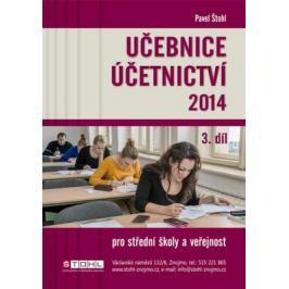 Učebnice Účetnictví 2014 3. díl - Pavel Štohl
