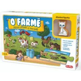 Hra O Farmě - skládej a vyprávěj příběhy
