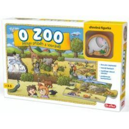 Hra O Zoo - skládej a vyprávěj příběhy