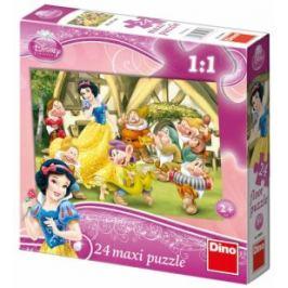 Maxi puzzle Sněhurka - 24 dílků