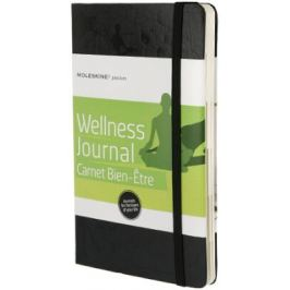 Moleskine: Passion zápisník Wellness