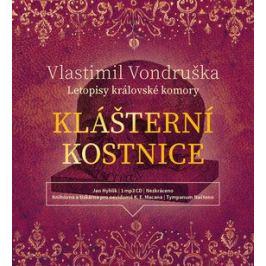 Klášterní kostnice - Vlastimil Vondruška - audiokniha