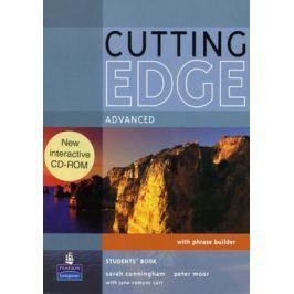 Cutting Edge Advanced Students´ Book w/ CD-ROM Pack - Sarah Cunningham