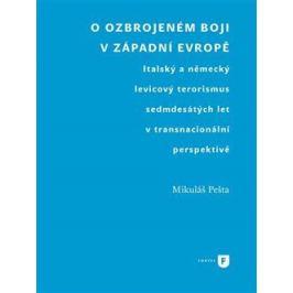 O ozbrojeném boji v západní Evropě - Mikuláš Pešta
