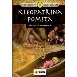 Kleopatřina pomsta - Klub stopařů - Maria Maneruová