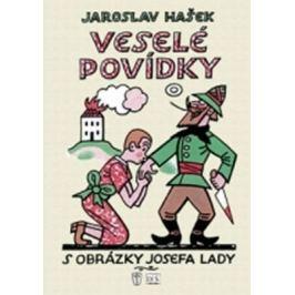 Veselé povídky s obrázky Josefa Lady - Jaroslav Hašek