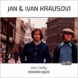 Jan a Ivan Krausovi - Neuveden - audiokniha