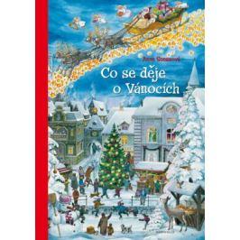 Co se děje o Vánocích - Anne Suessová