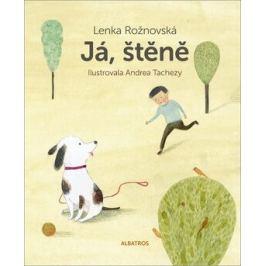 Já, štěně - Lenka Rožnovská