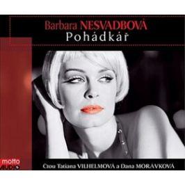 Pohádkář - Barbara Nesvadbová - audiokniha