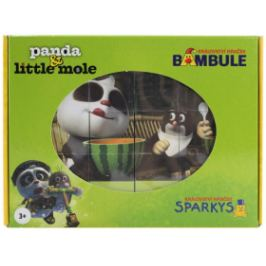 Krtek a Panda 12ks