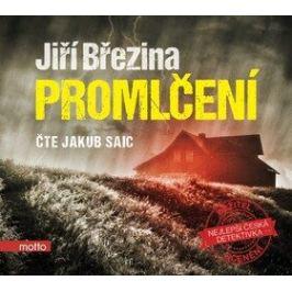 Promlčení - Jiří Březina - audiokniha