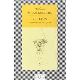 El telón: Ensayo en siete partes - Milan Kundera