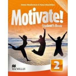 Motivate! 2: Student´s Book Pack - Emma Heyderman, Fiona Mauchline, Peter Howarth, Patricia Reilly