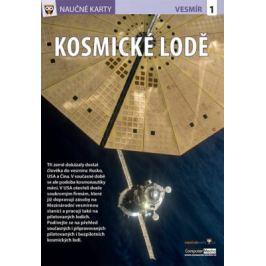 Kosmické lodě - Naučné karty