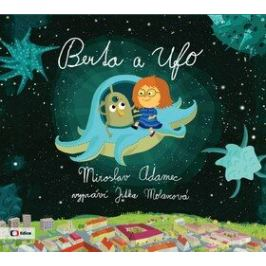 Berta a Ufo - Miroslav Adamec - audiokniha